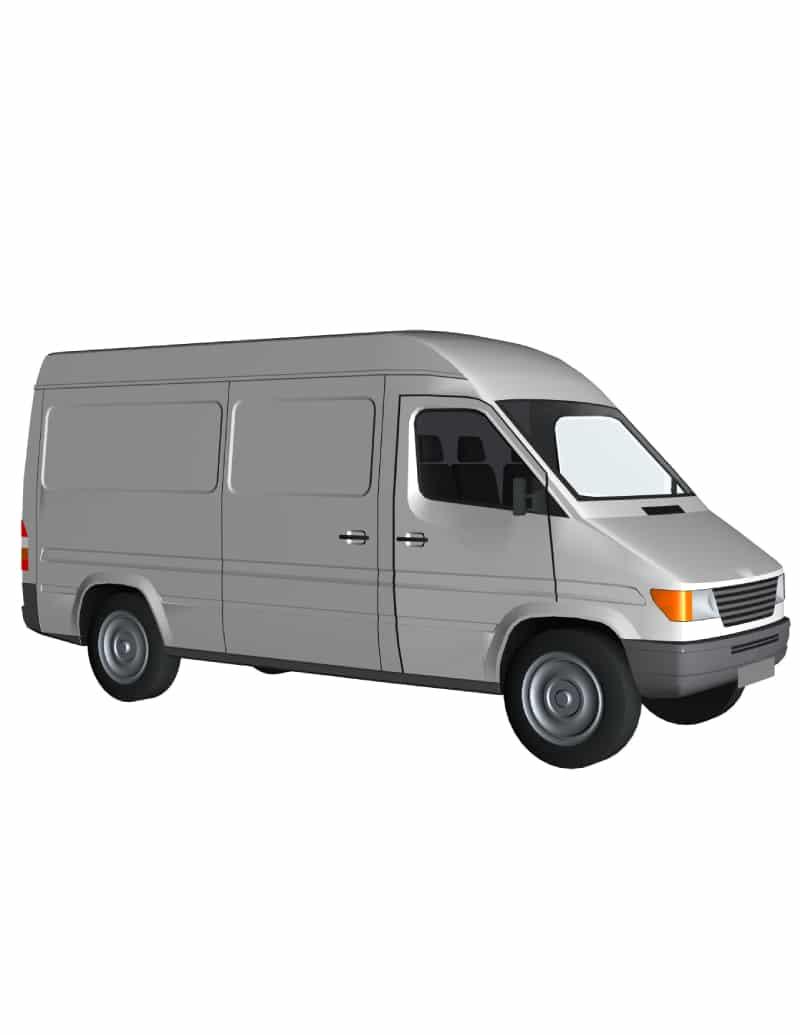 Camion électrique