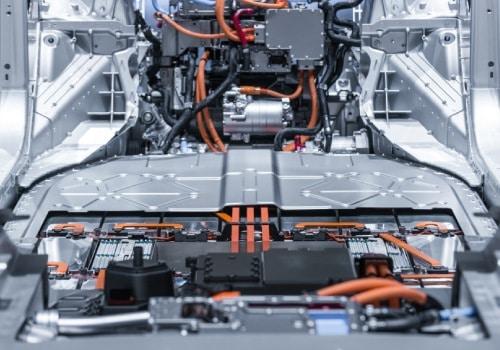 Motorisation 100% électrique pour véhicule