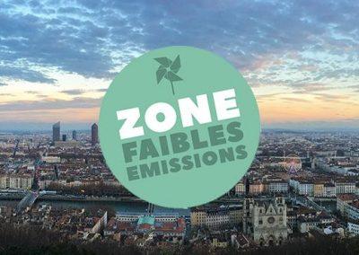 ZFE (zones à faibles émissions)